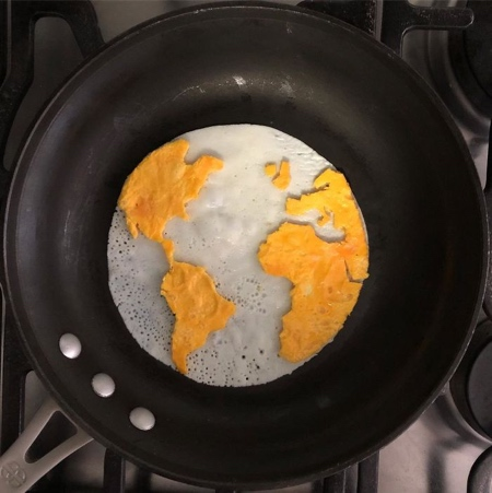 Michele Baldini Egg