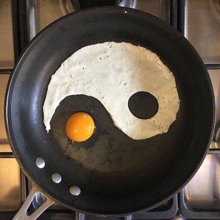 Michele Baldini Eggs Art