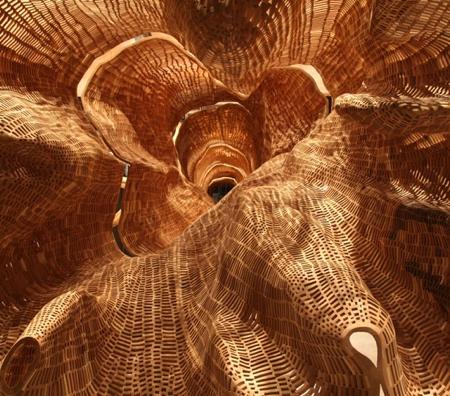John Grade Tree Sculpture