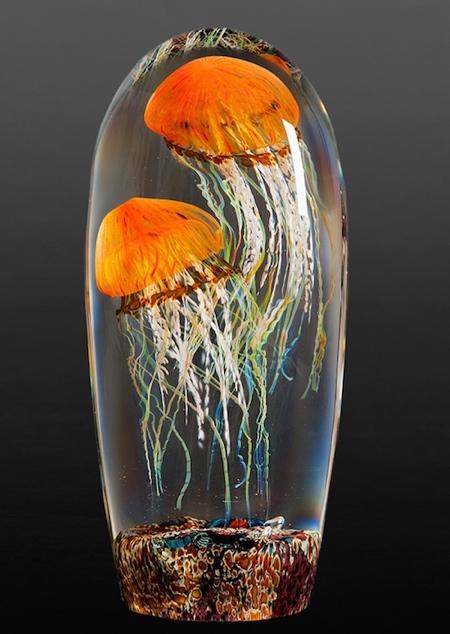 Jellyfish Sculptures