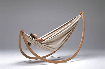 Georg Bechter Rocking Hammock