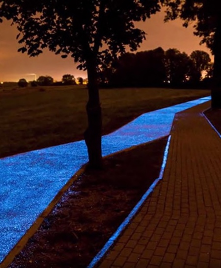 Polish Bike Path
