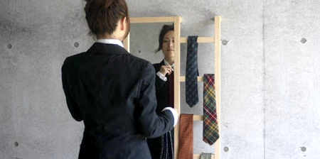 Ladder Mirror