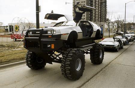 Rich Weissensel DeLorean