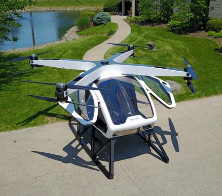 SureFly Helicopter