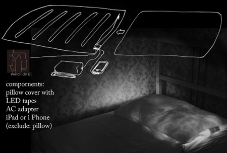 Pillow Night Light