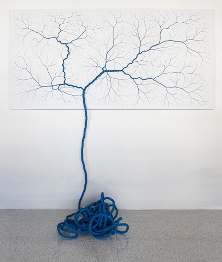 Tree Made of Rope