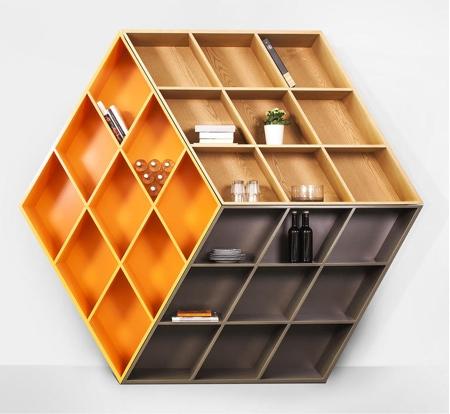 Rubika Bookcase
