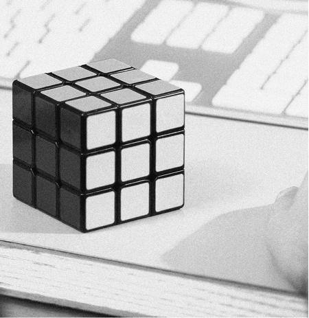 Rubika Bookshelf
