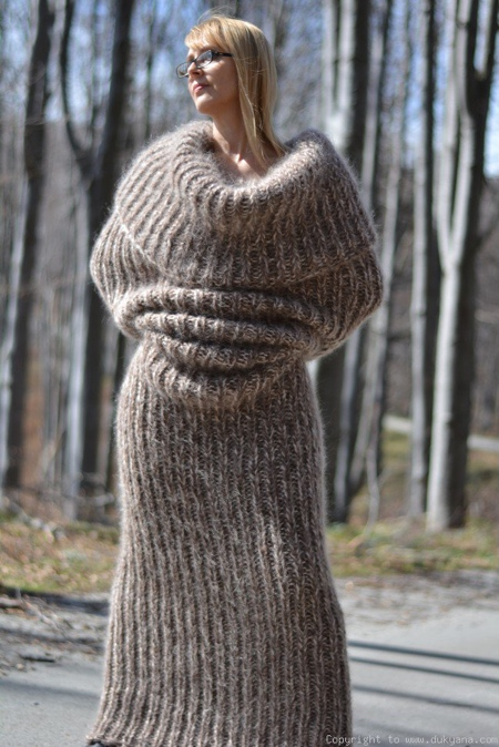 Dukyana SCARF Dress