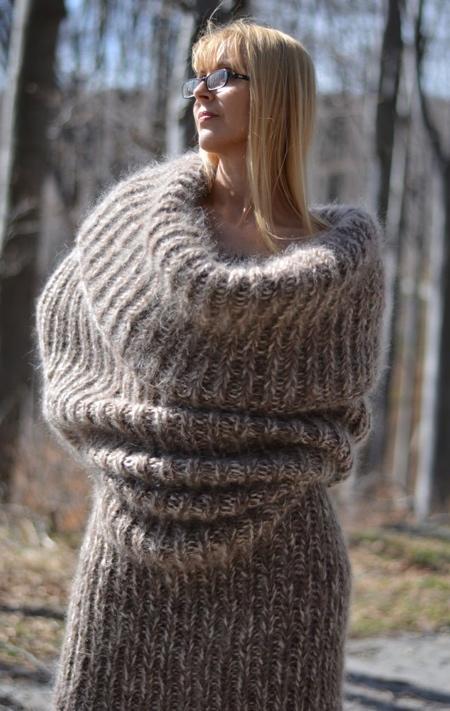 Dukyana Sweater Dress