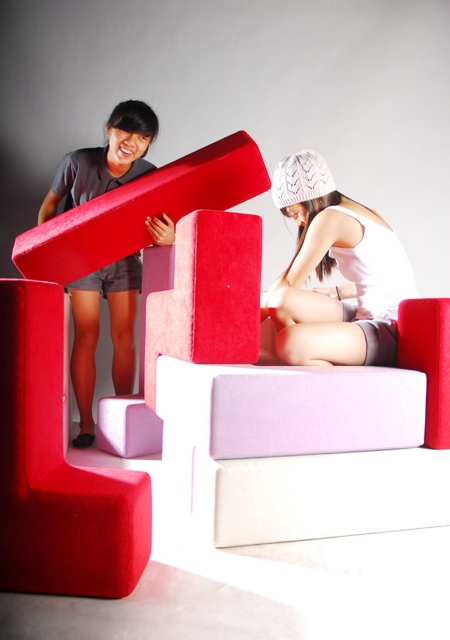 Tetris Block Furniture