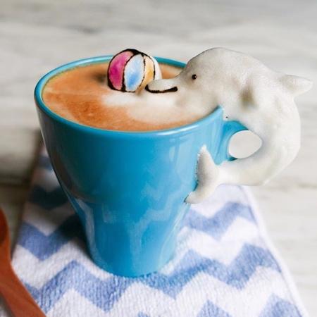 Daphne Tan Latte Art