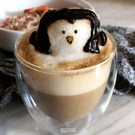 periperipeng Coffee Art
