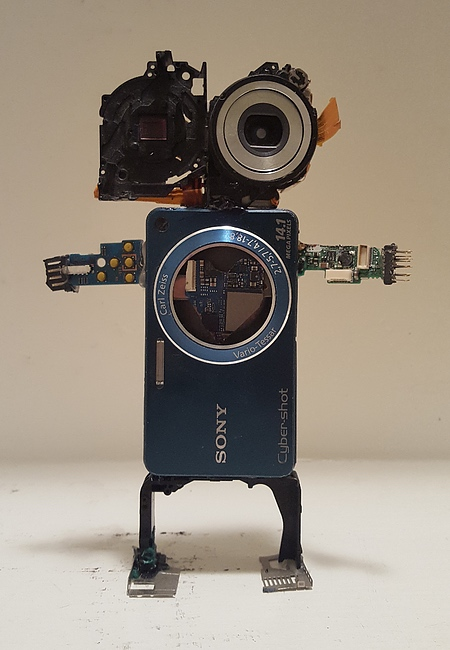 James Rauff Camera Robot