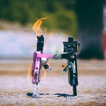 James Rauff Camera Robots