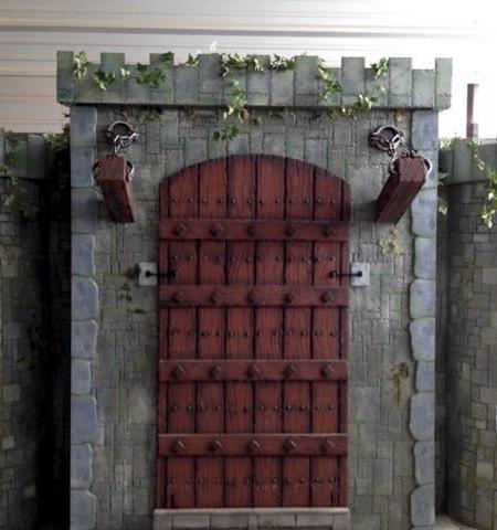 Castle Drawbridge Bed
