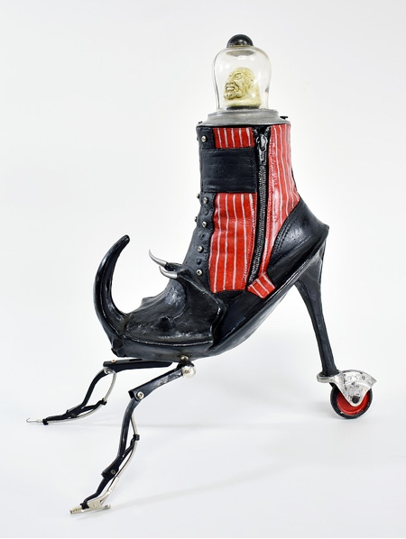 Costa Magarakis Shoe Sculpture
