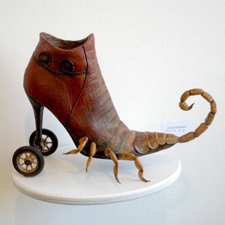 Costa Magarakis Shoe