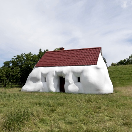Fat House Art Installation
