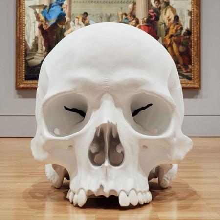 Australian artist Ron Mueck