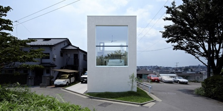 Giant Window House