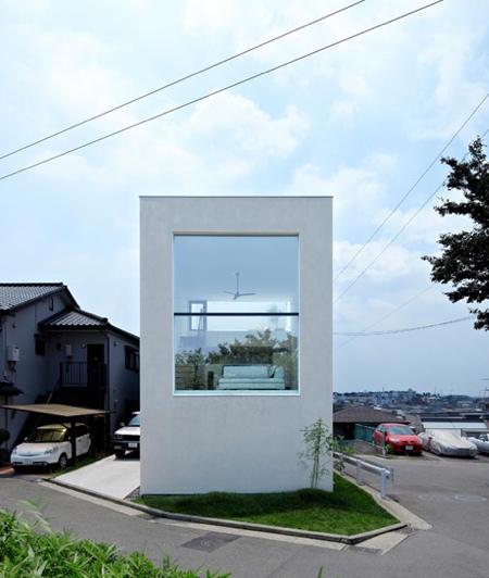 Large Window House