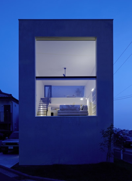 EANA Giant Window House