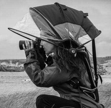 Photographer Umbrella