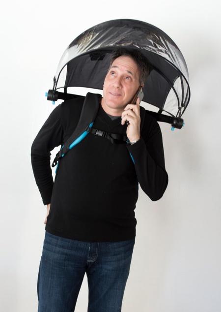 Handsfree Umbrella