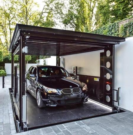 Lift Garage