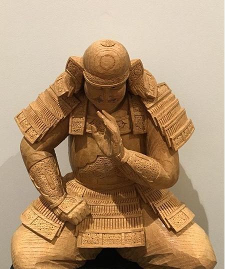 Japanese Wood Carvings