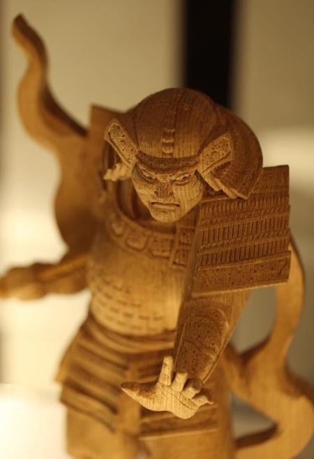 Japanese Sculptor Yamamoto Yosuke