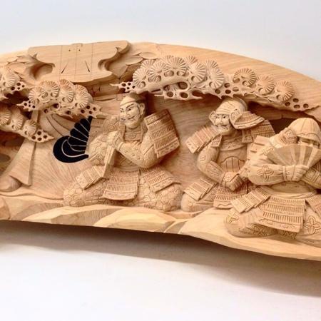 Japanese Sculptor Yosuke Horiyo