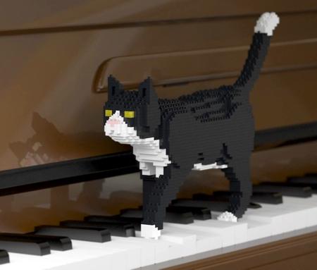 JEKCA LEGO Cat