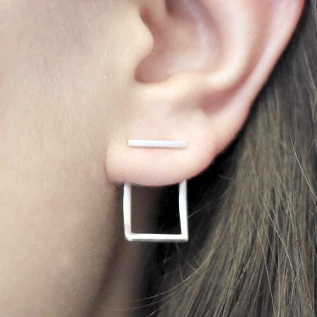 Illusion Earrings