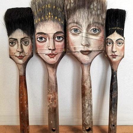 Paintbrush Art