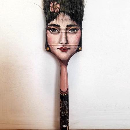 Alexandra Dillon Paintbrush