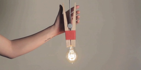 Peg Lamp