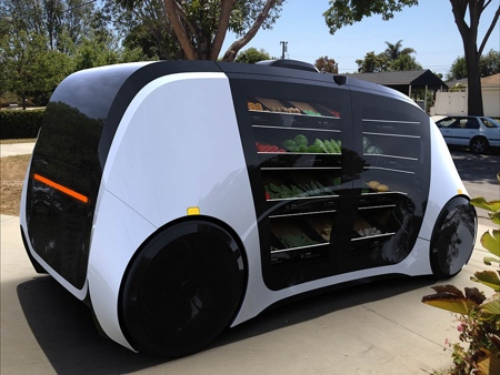 Self-Driving Store
