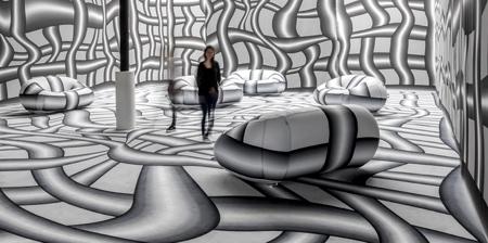 Rooms by Peter Kogler