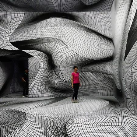 Room by Peter Kogler