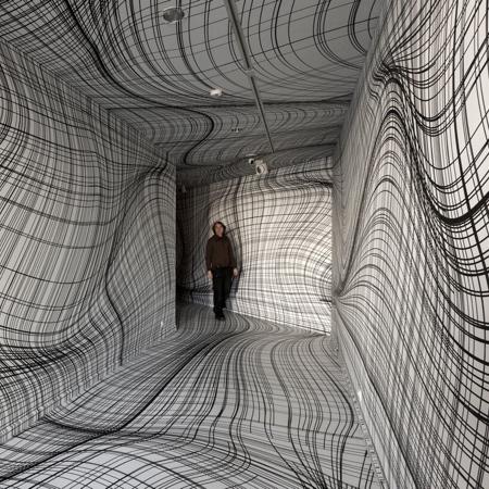 Peter Kogler Art Rooms