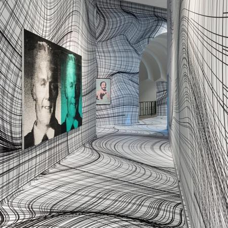 Austrian Artist Peter Kogler