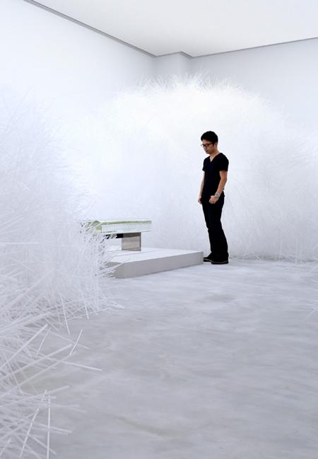 Japanese Artist Tokujin Yoshioka