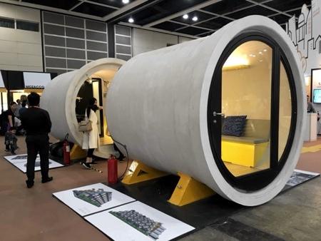 OPod Tube Housing Hong Kong