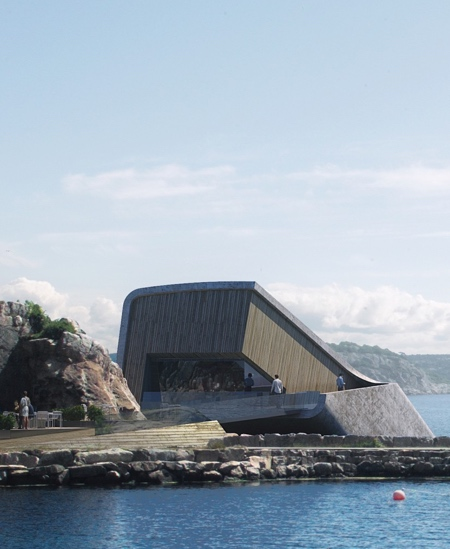 Norway Underwater Restaurant