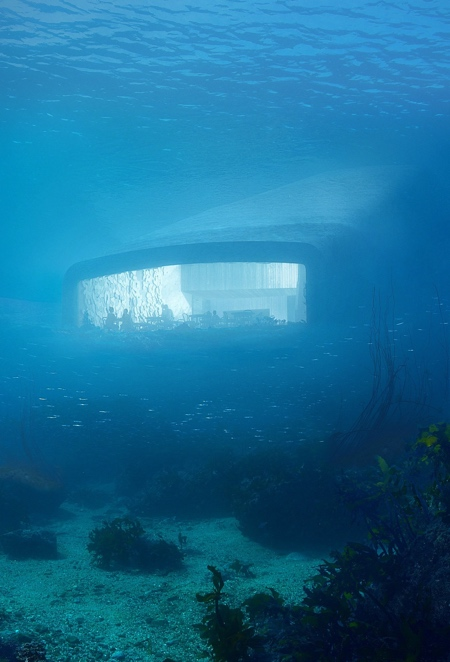 European Underwater Restaurant