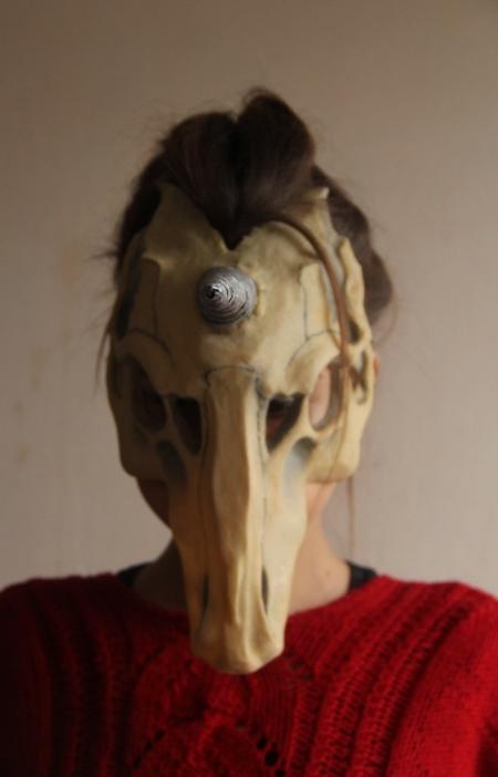 Realistic Unicorn Mask