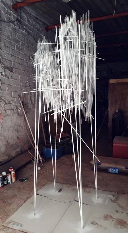 3D Wire Art